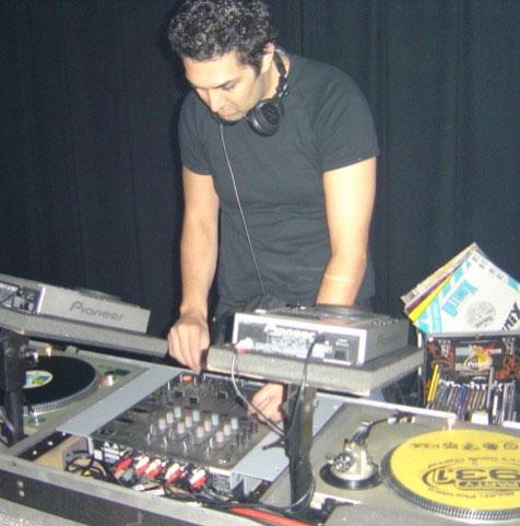 Ballarat DJ Condorito