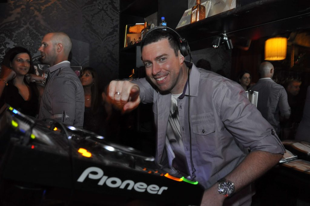 DJ Anthony Nave Melbourne